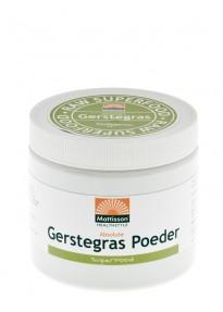 Mattisson HealthStyle Absolute Gerstegras Poeder 125gr