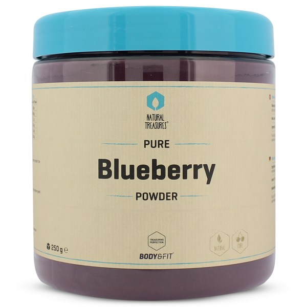 Pure Blueberry poeder