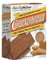 Carbo Save Crackerbread