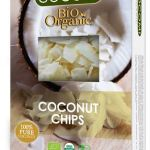 Organic Coconut Chips Raw Naturel