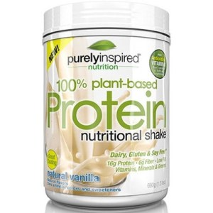100% Plant Based Protein Shake - 680 gram - Very Berry