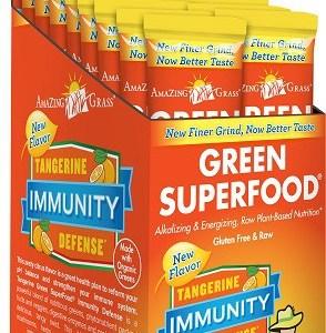 Amazing Grass Immunity Tangarine Sachets gezond?
