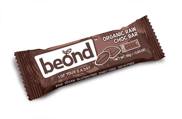 Beond Biologische Choc Bar 35 Gram gezond?