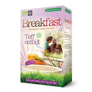 Breakfast Teff-ontbijt gezond?