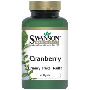 Cranberry Capsules - 180 softgels gezond?