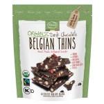 Dark Chocolate Belgian Thins - BIO gezond?
