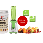 Domo blender + Superfood afslankshake 500 gram gezond?