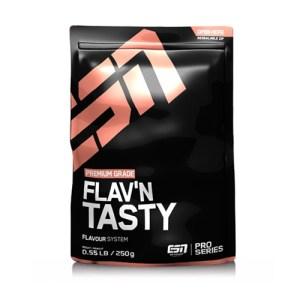 Flav n Tasty Flavour System - 250 gram - Strawberry Jam gezond?