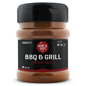 Herbs & Spices - 1 pot - BBQ & Grill 100 gram