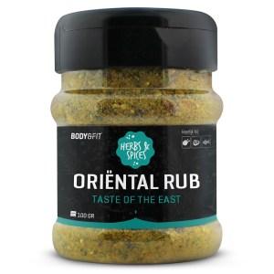 Herbs & Spices DUITS - Oriental Rub 100 gram