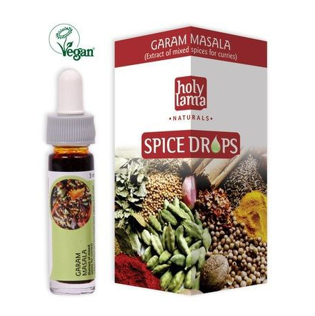 Holy Lama Spice Drops - 5 ml - Lemon Grass Extract gezond?