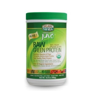 Juvo Biologische Green Protein 480 Gram gezond?