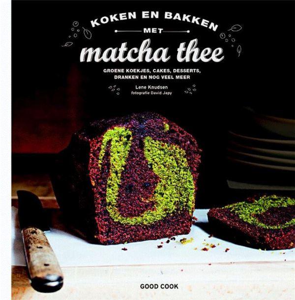 Koken en bakken met matcha thee gezond?