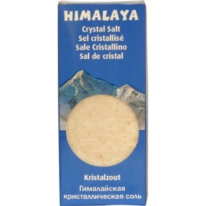 Kristalzout Himalaya gezond?