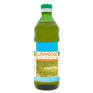 Lijnzaadolie Biologisch - 500 ml gezond?