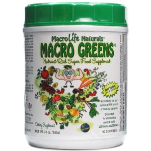 Macro Greens - 90 servings gezond?
