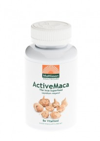 Mattisson HealthStyle Active Maca 750mg Capsules 90st