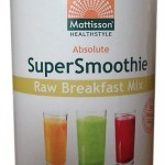 Mattisson HealthStyle SuperSmoothie Raw Breakfast Mix