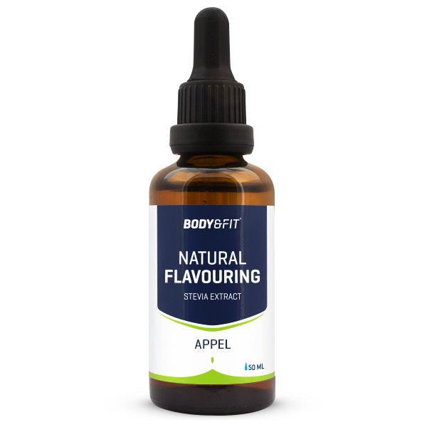 Natural Flavouring - 50 ml - Apple gezond?