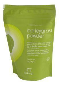Naturya Barleygrass poeder gezond?