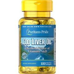 Norwegian Cod Liver Oil 415 mg gezond?