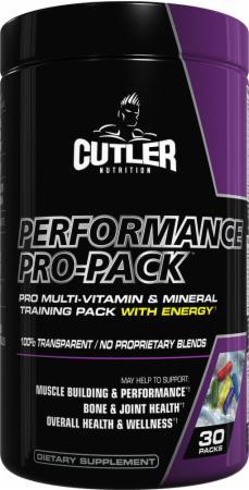 Performance Pro Packs gezond?
