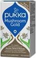 Pukka Mushroom Gold Capsules 60st gezond?