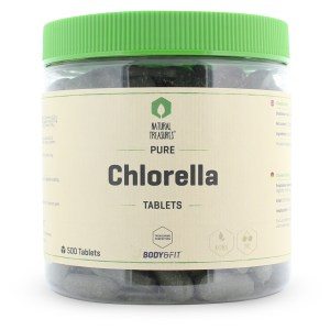 Pure Chlorella tabletten - 250 tabletten gezond?