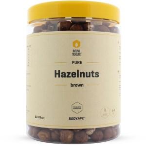 Pure Hazelnoten bruin gezond?