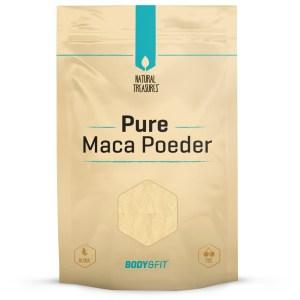 Pure MACA poeder gezond?