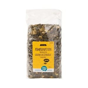 RAW Pompoenpitten - 250 gram gezond?