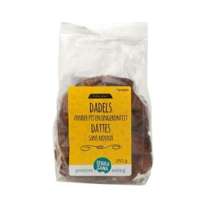Raw Dadels zonder pit - 250 gram gezond?
