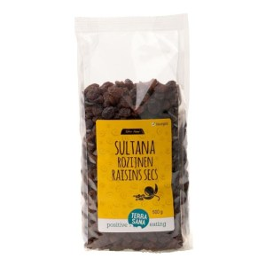 Raw Rozijnen Sultana's - 500 gram gezond?