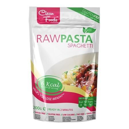 Rawpasta - 200 gram - Rijst gezond?