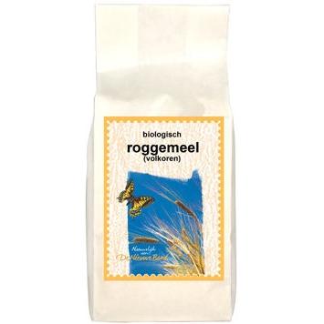 Roggemeel volkoren (biologisch) - 500 gram gezond?