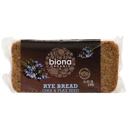 Rye Chia and Flax Bread Organic Kopen Goedkoop