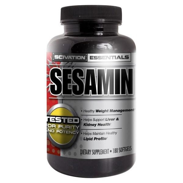 Sesamin - 180 capsules gezond?
