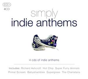 Simply Indie Anthems gezond?