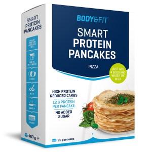 Smart Protein Pannenkoekenmix - 3 -pack - Pizza Herbs gezond?