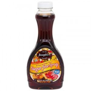 Suikervrije pannenkoeken siroop gezond?