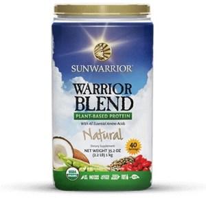 Sunwarrior Blend Naturel 1 KG gezond?