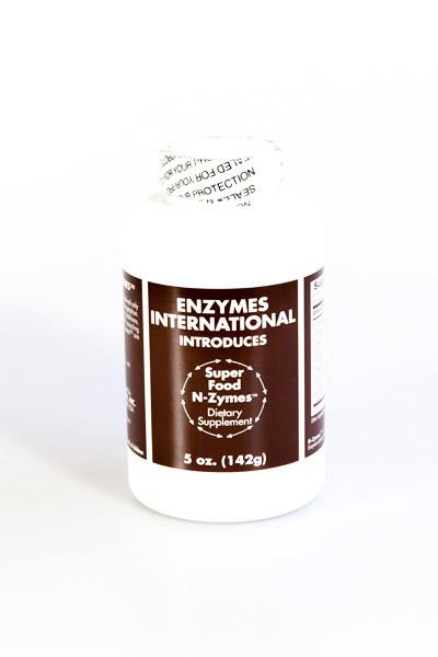 SuperFood Enzymes Poeder 142 Gram