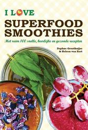 I love superfood smoothies gezond?
