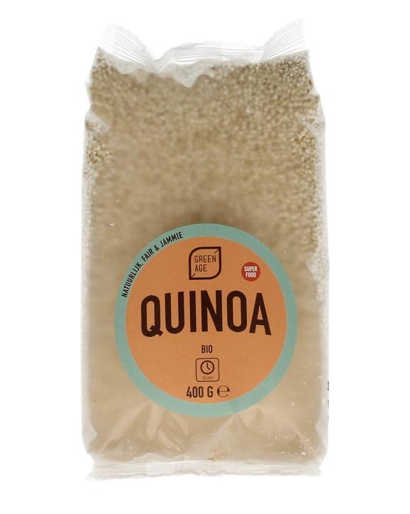 Greenage Quinoa Wit