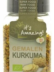 Its Amazing Gemalen Kurkuma gezond?