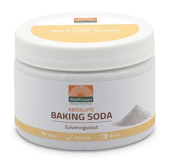 Mattisson HealthStyle Baking Soda Zuiveringszout 250gr
