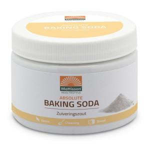 Mattisson HealthStyle Baking Soda Zuiveringszout 250gr