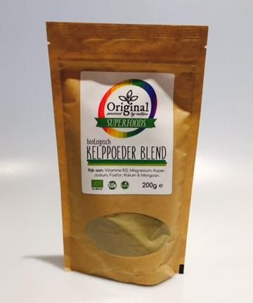Original Superfoods Biologisch Kelppoeder Blend 200 Gram gezond?