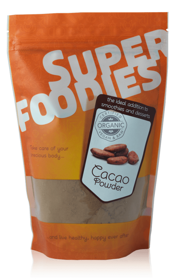 Superfoodies Cacao Poeder