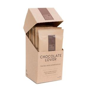 Your Superfoods Organic Chocolate Lover Mix 10 x 10 Gram